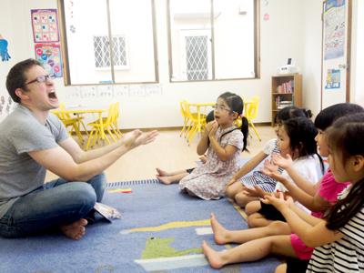 Baby Class(2歳からの未就園児クラス)