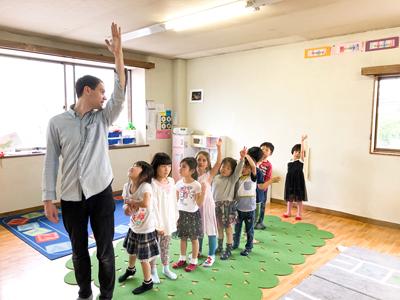 Kinder Class(幼稚園児クラス)